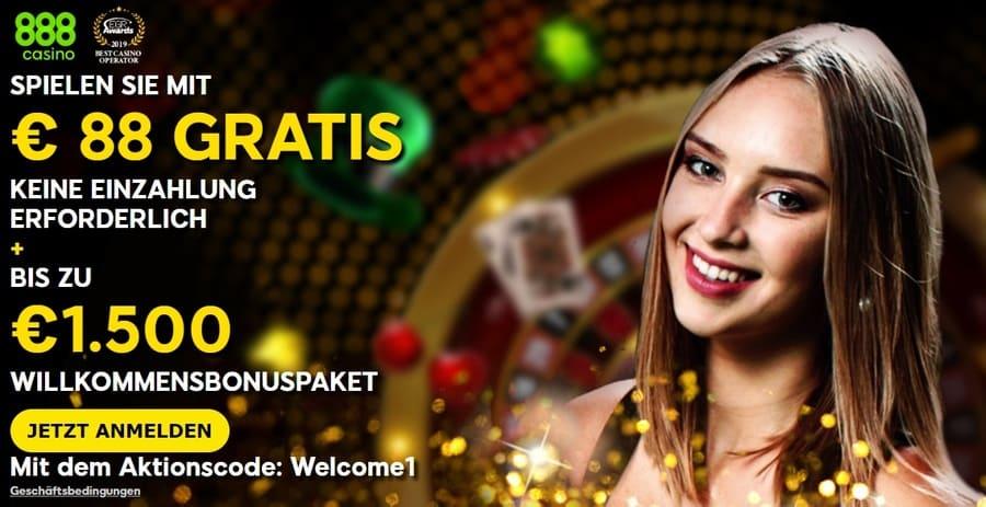 Casino 888 Bewertung