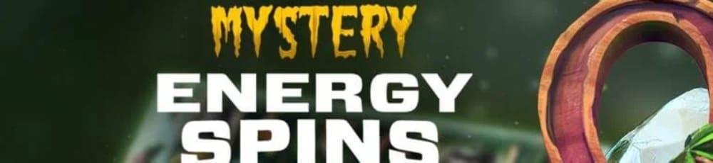 MYSTERY ENERGYSPINS