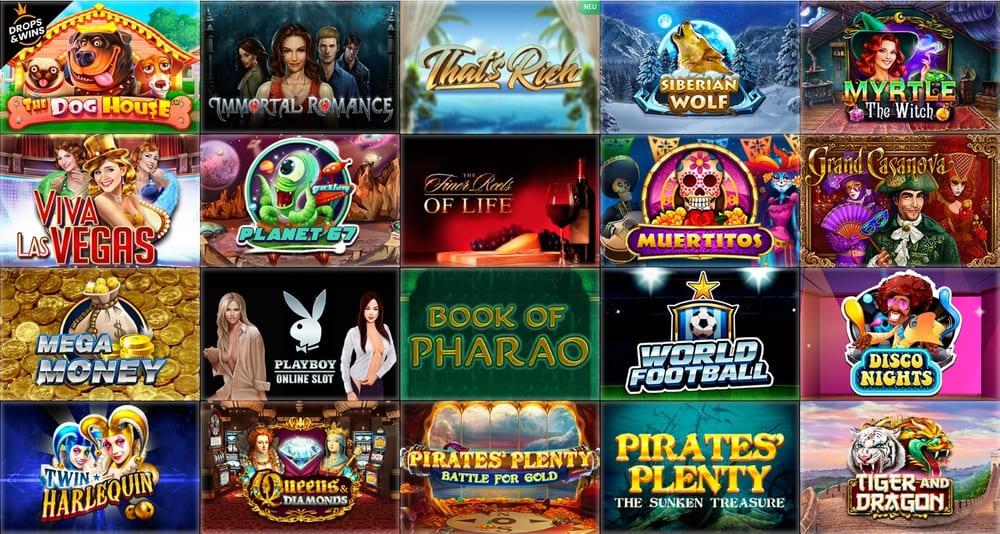 Slotv Casino Spielautomaten