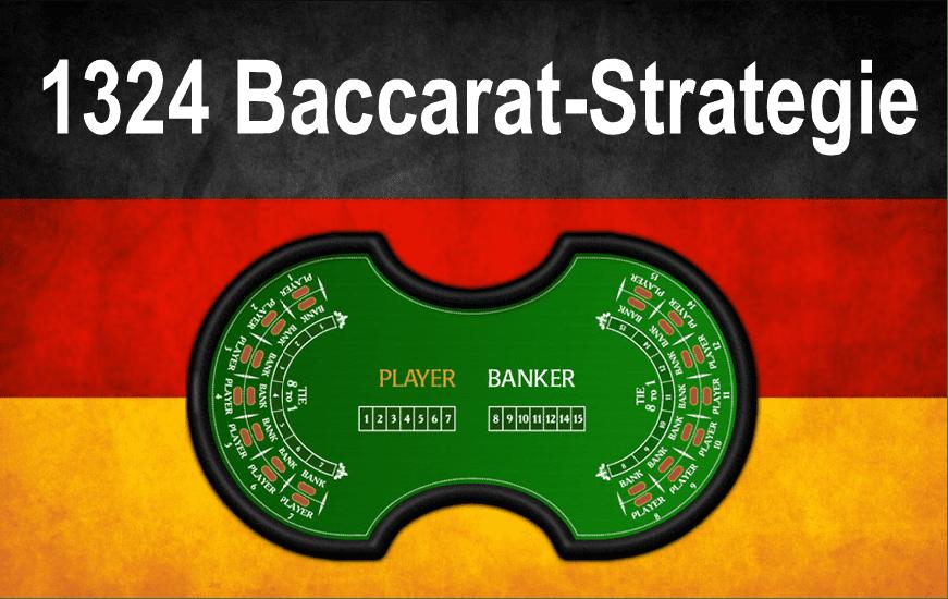 Die detaillierteste Überprüfung der 1324 Baccarat-Strategie