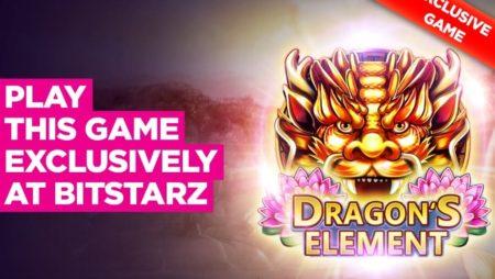 Jackpots im Dragon's Element Slot Exklusiv bei Bitstarz