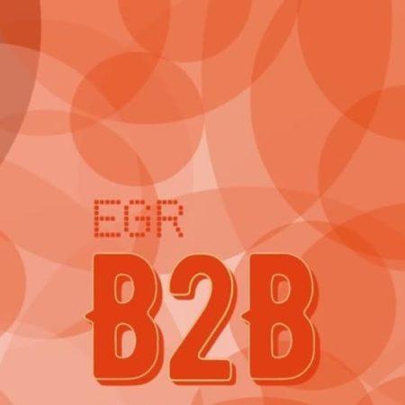 Die Verleihung der EGR B2B-Preise wird für 2020 virtuell