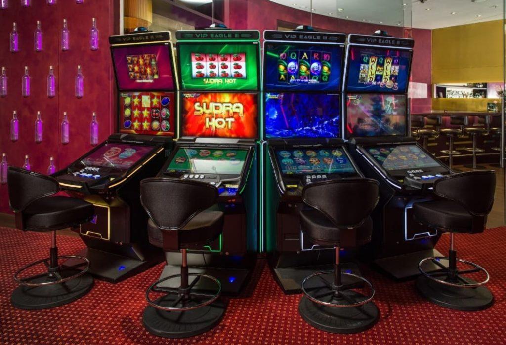 elektronische Spielautomaten