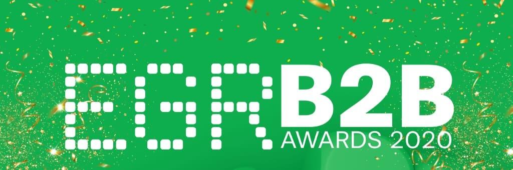 Die EGR B2B Awards werden für 2020 virtuell