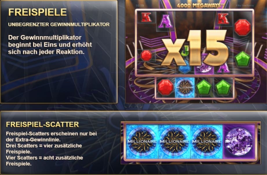 Who Wants To Be A Millionaire Freispiele