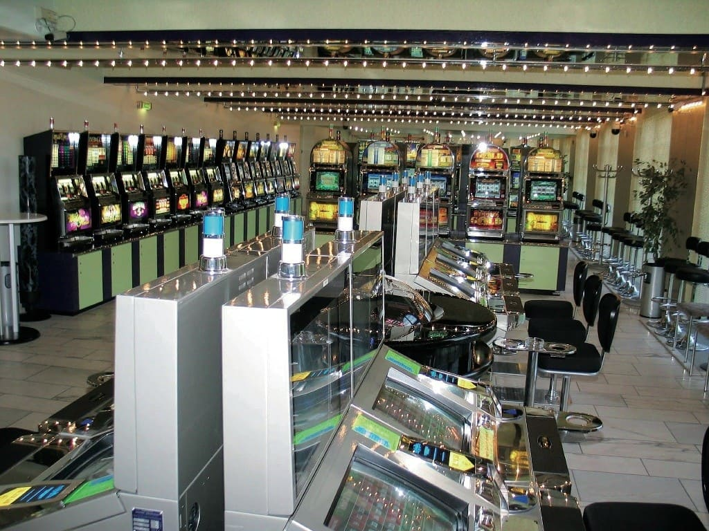 Spielbank Bad Pyrmont Spielautomaten