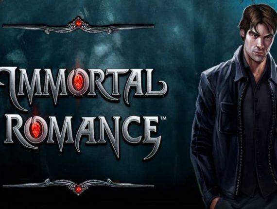 Die Upgrade-Version Immortal Romance Slot von Microgaming