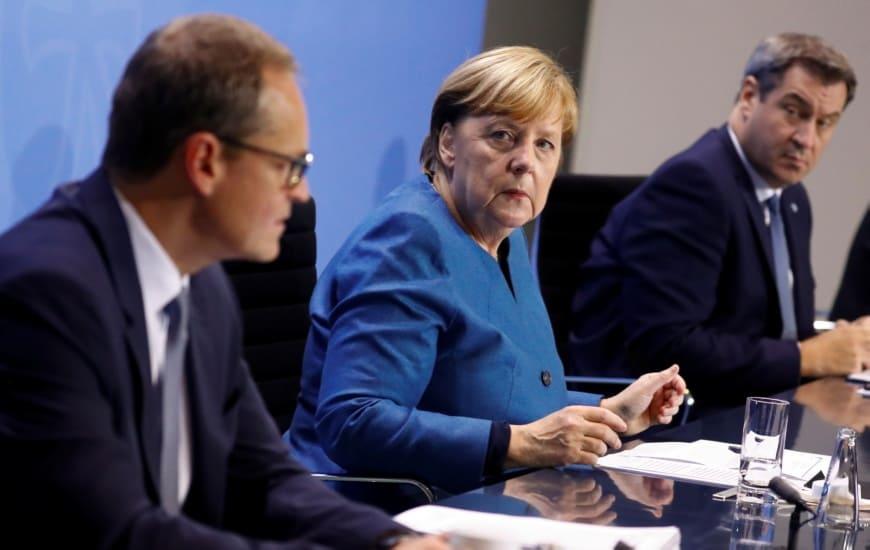 Spielhallen in Deutschland müssen wieder schließen
